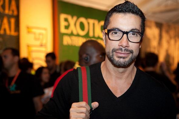 Fernando Torquatto vem ao Recife - Crédito: Juliana Knobel