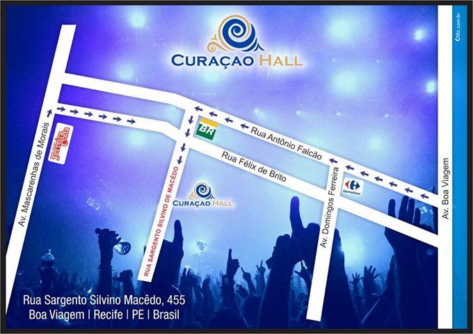 Curaçao Hall/Divulgação