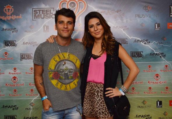 Bruno Gagliasso e Fernanda Paes Leme - Crédito: Felipe Souto Maior