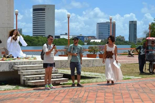 Nestor Mádenes cuida de todos os detalhes do evento que acontecerá na Rua da Aurora - Crédito: Gustavo Túlio/Divulgação