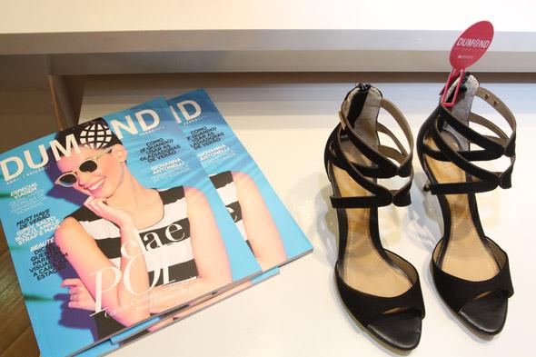 Revista Dumond - Crédito: Nando Chiappetta/DP/D.A Press