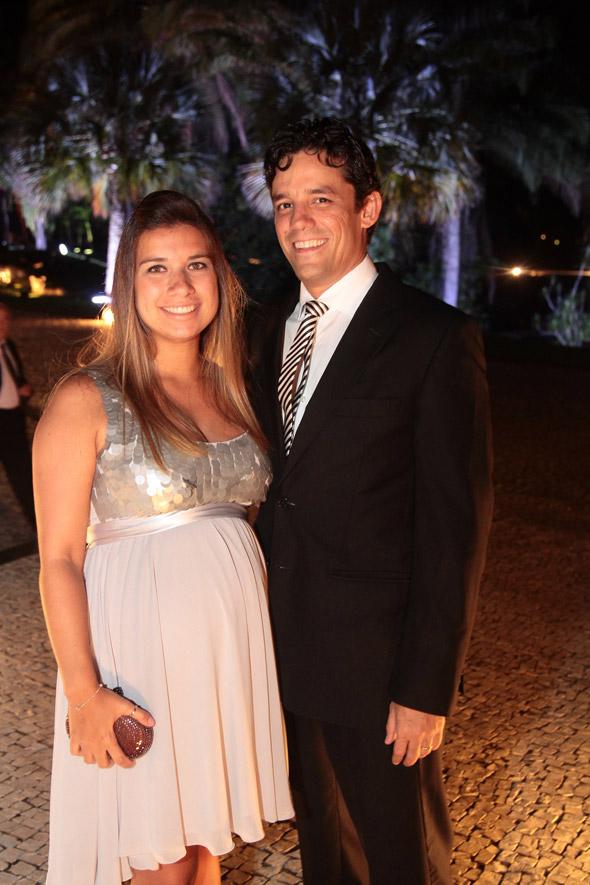 Rebeca e Daniel Coelho - Crédito: Nando Chiappetta/DP/D.A Press