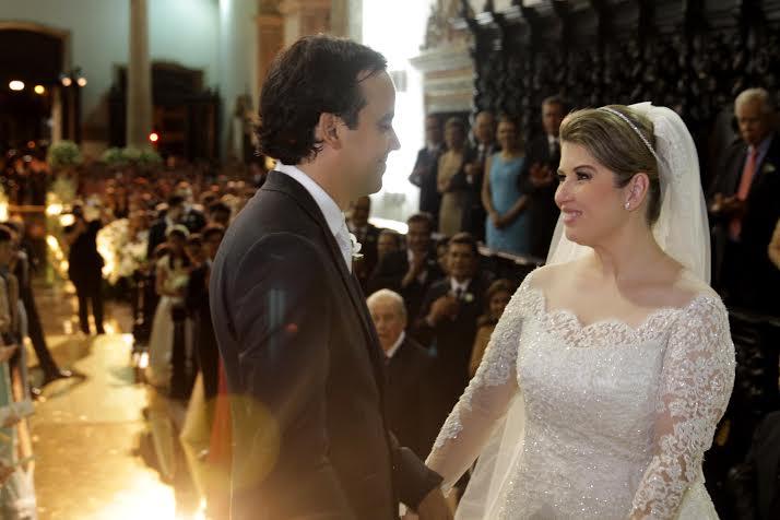 Rafael Accioly e Dedeka Queiroz Galvão  Crédito: Bruna Monteiro DP/D.A Press.