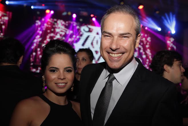 Natalia Pimentel e João Marinho Crédito: Bruna Monteiro DP/D.A Press.