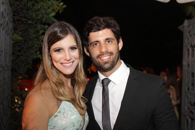 Patrícia Pessoa de Melo e Simon Carrazzone Crédito: Bruna Monteiro DP/D.A Press.