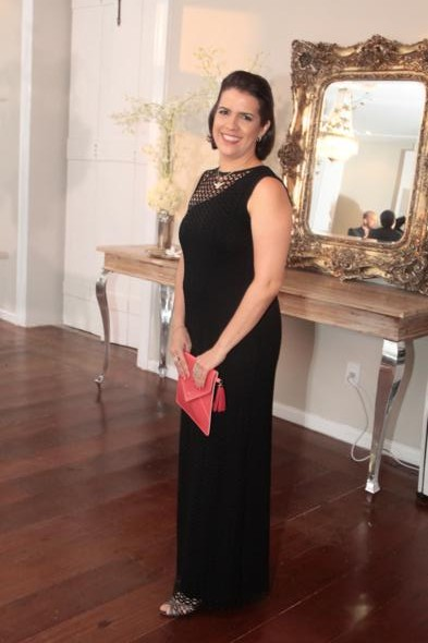 A primeira-dama do Recife, Cristina Mello - Credito: Nando Chiappetta/DP/D.A Press