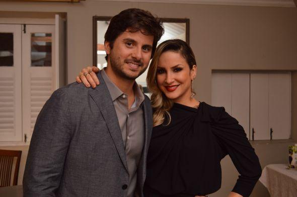 Márcio Pedreira e Claudia Leitte. Crédito: Felipe Souto Maior / Divulgação