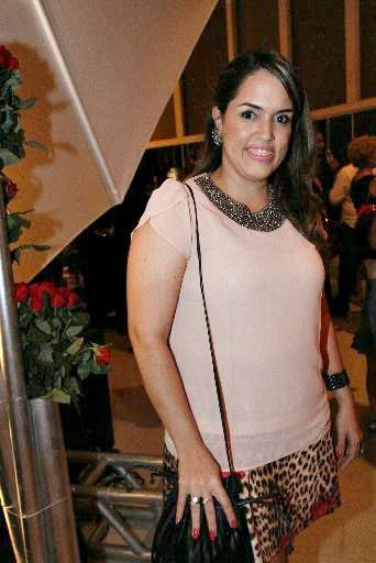 Raphaella Torres lança o Brechó das Gringas no Pop Day - Crédito: Ricardo Fernandes/DP/D.A Press