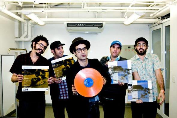 Banda Eddie - Crédito: Reprodução/Facebook