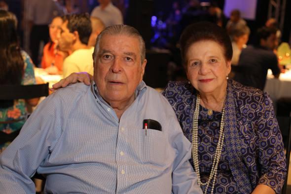 Ricardo Brennand e Gracita/Divulgação