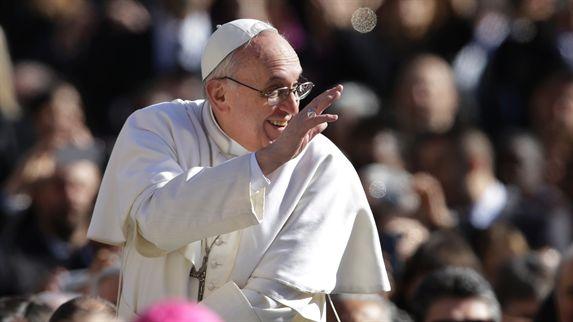 Papa Francisco/CB/Divulgação