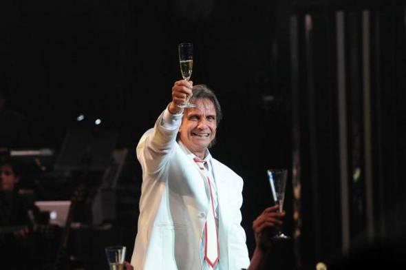 Roberto Carlos/João Cotta/TV Globo/Divulgação