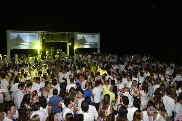 Réveillon na ilha – Crédito: Keila Castro/Divulgação