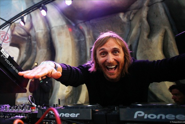 David Guetta - Crédito: Tomorrowland/Divulgação