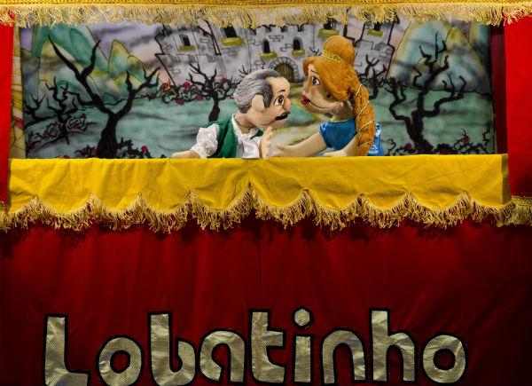 Teatro Lobatinho Crédito: Divulgação/Lobatinho