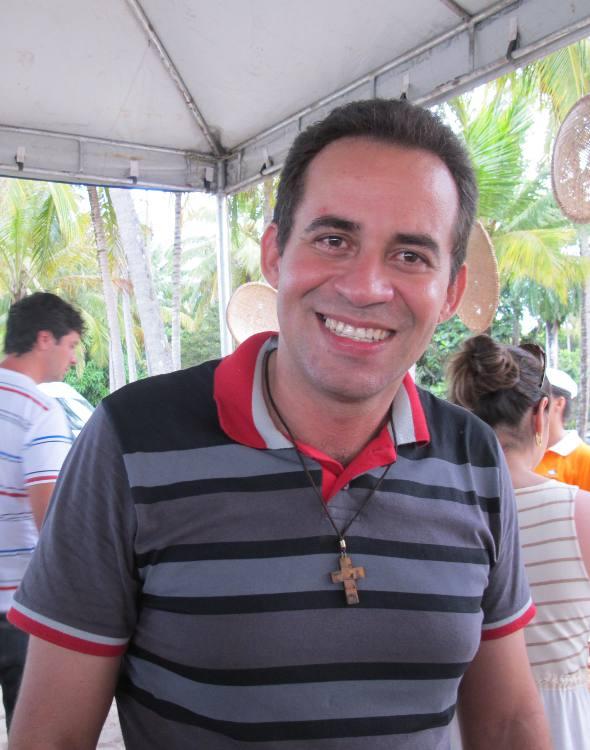 Padre Arlindo/Foto JAMS