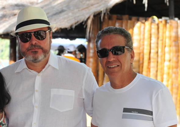 EDduardo Monteiro e Ivo Gomes