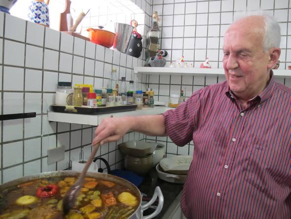 Jarbas e seu famoso cozido/JAMS
