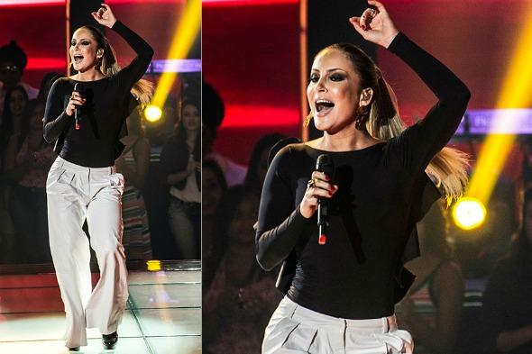 Claudia Leitte - Crédito: Divulgação/The Voice Brasil