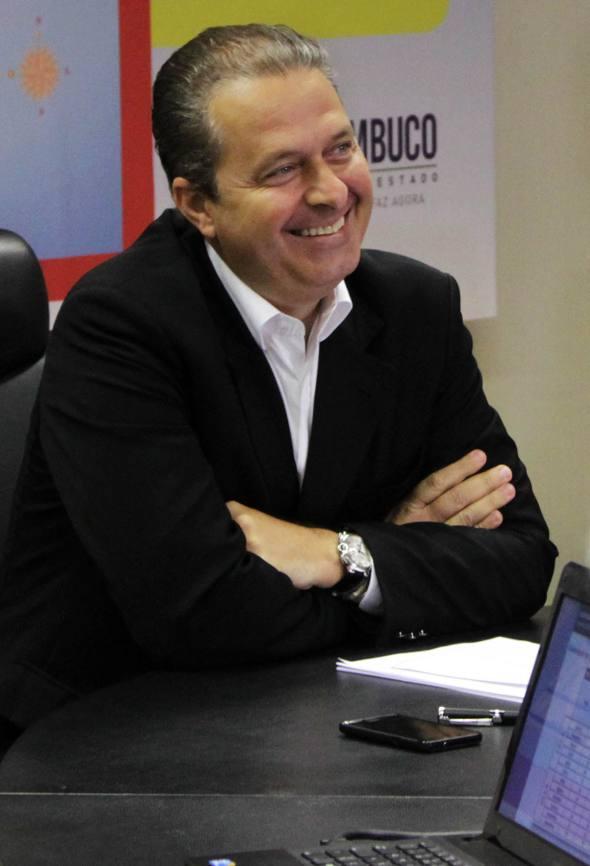Eduardo Campos/Aloísio Moreira
