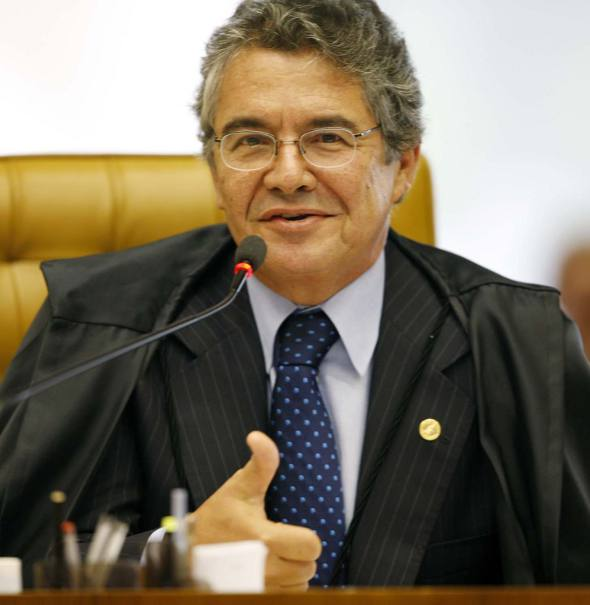 Marco Aurélio de Melo/Foto STF/Divulgação