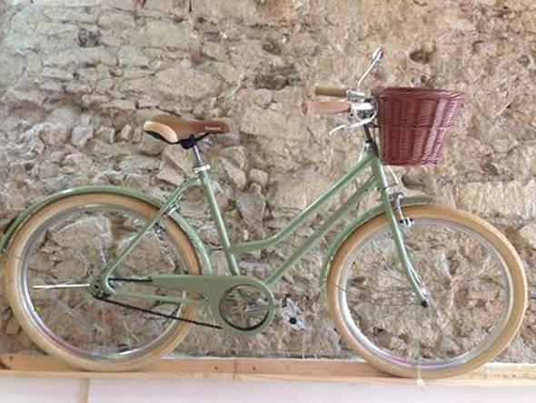 Bicicleta criada pela Reciclo Bikes - Crédito: Cecília Ramos/Divulgação
