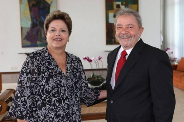 Dilma e Lula/Ricardo Stuckert / Instituto Lula / Divulgação