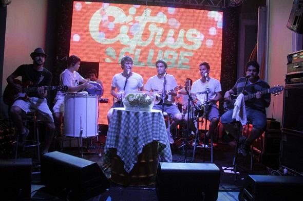 Citrus Clube – Crédito: Divulgação da banda