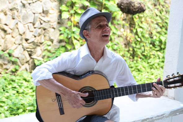 Antônio Nóbrega é o homenageado do Carnaval do Recife Crédito: Nando Chiappetta/DP/D.A Press