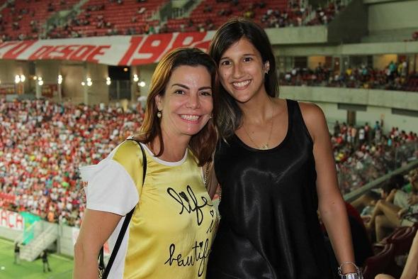 Daniela Gusmão e Deinha de Paula - Crédito: