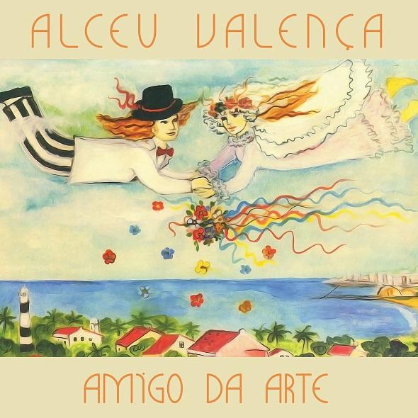 """Capa do álbum """"Amigo da Arte"""" - Crédito: Divulgação"""