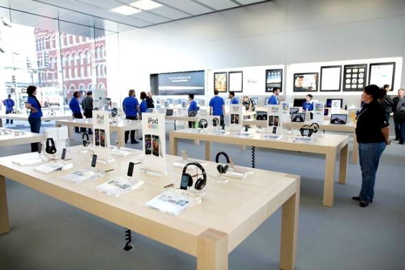 Foto ilustrativa - Crédito: Apple Store/Divulgação