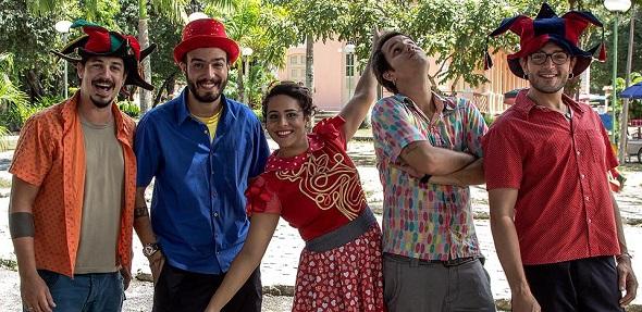 A Bandinha é uma das atrações do Mini Fantasy – Crédito: Reprodução Facebook