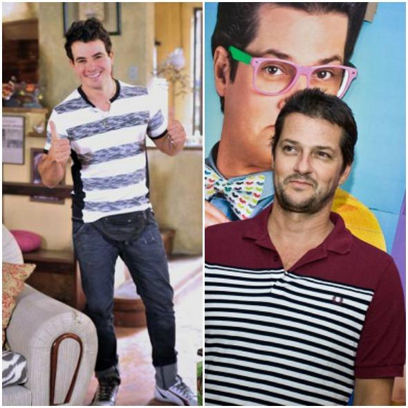 Crédito das fotos: TV Globo e Marcelo Loureiro/Divulgação