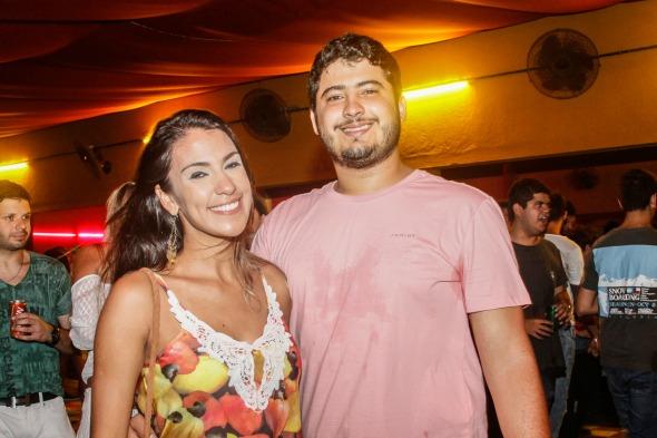 Rafaela Lucena e Thiago Sampaio - Crédito: Innovo/Divulgação
