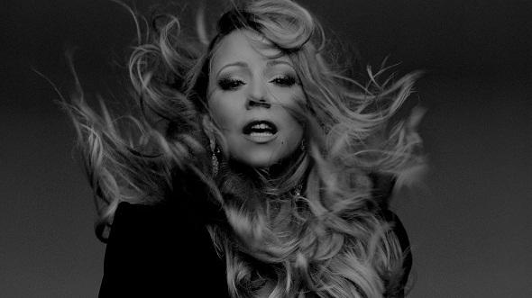 Mariah Carey - Crédito: Reprodução Facebook