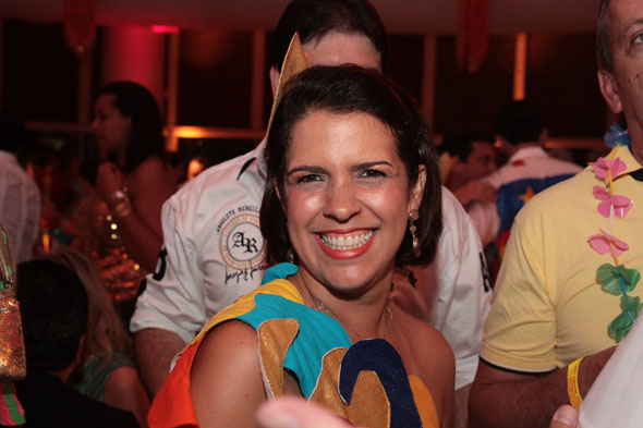A primeira-dama do Recife,  Cristina Mello -  Crédito: Nando Chiappetta/DP/D.A Press