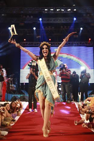 Marina Elali foi um das homenageadas - Crédito: Bernardo Dantas/DP/D.A Press