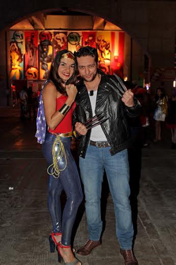 Geraldina Siqueira e Elielson Damascena Crédito: Roberto Ramos/DP/D. A Press