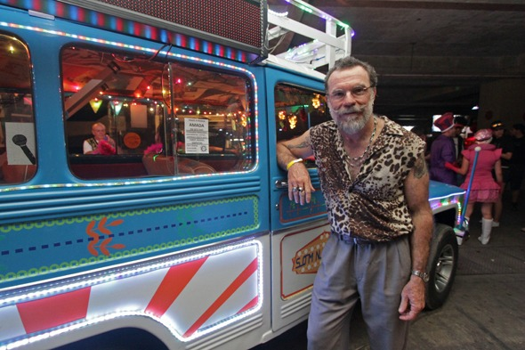 Roger de Renor com o Som na Rural Crédito: Roberto Ramos/DP/D. A Press