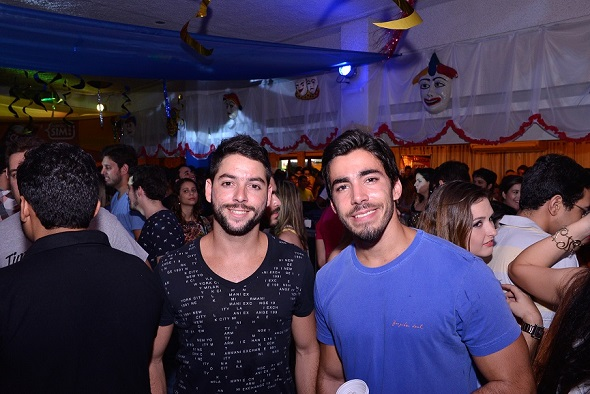 Vernier Cortez e Daniel Lobo - Crédito: Gabriel Ferreira/Divulgação