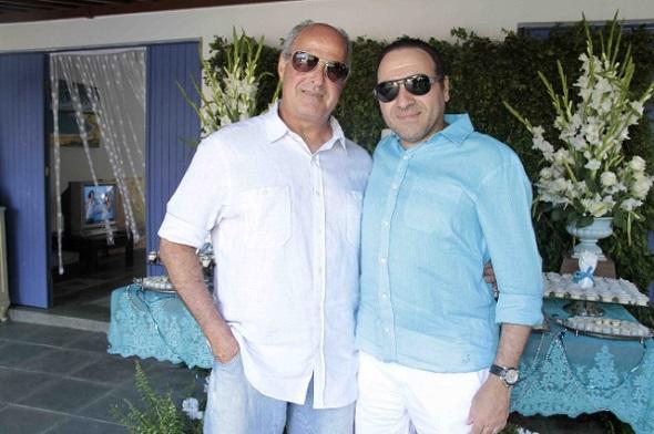 Fernando Soares e Sérgio Assis - Crédito: Gleyson Ramos/Divulgação