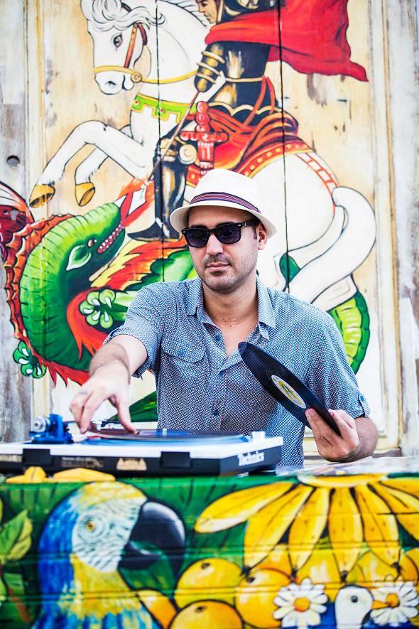 O DJ 440 é um dos nomes confirmados - Crédito: Alex Ribeiro/Divulgação