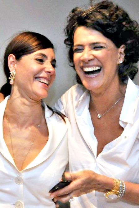 Christiane Torloni dirige show de Simone  - Crédito:Cristina Granato/Divulgação