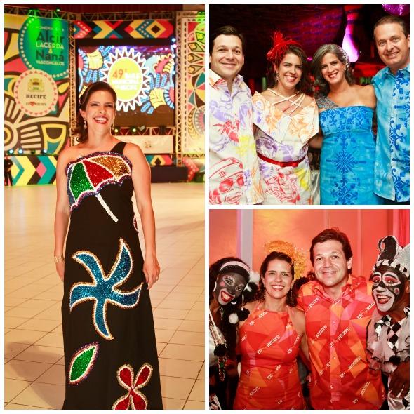 As produções do carnaval do último ano. Crédito: Andrea Rego Barros / PCR / Divulgação