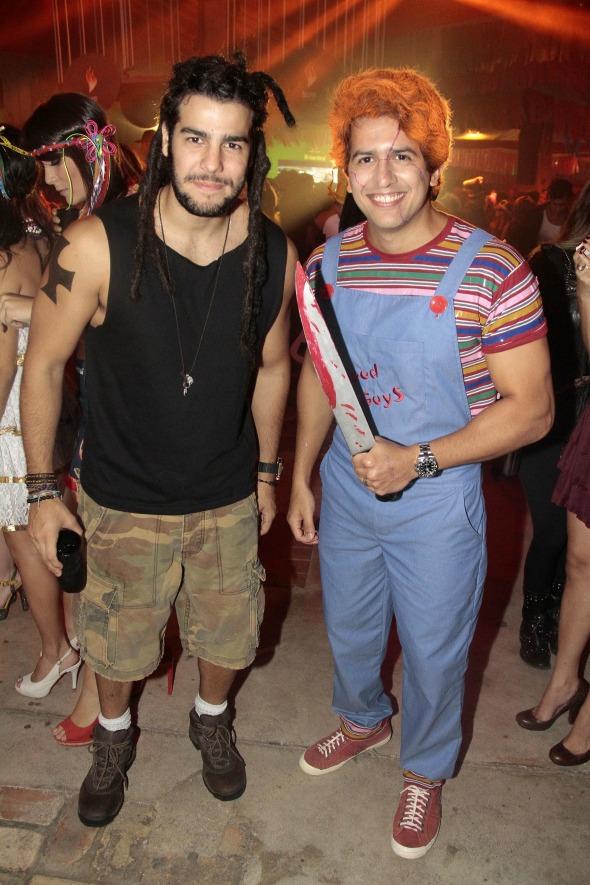 José e Aníbal Pinteiro  Crédito: Gleyson Ramos/Divulgação