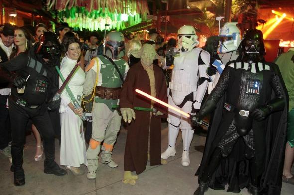 Star Wars Crédito: Gleyson Ramos/Divulgação