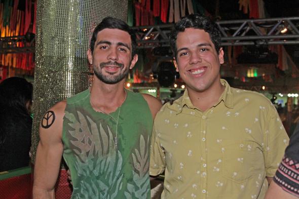Breno Sampaio e Jarbas Vasconcelos Filho - Crédito: Roberto Ramos/DP DA Press