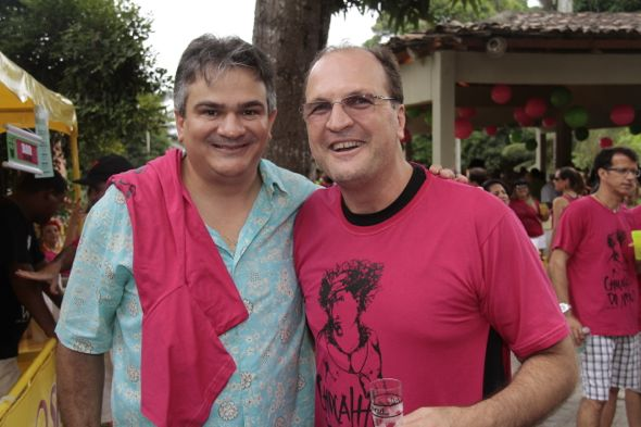Licínio Dias e Augusto Carreras. Crédito: Gleyson Ramos / Divulgação