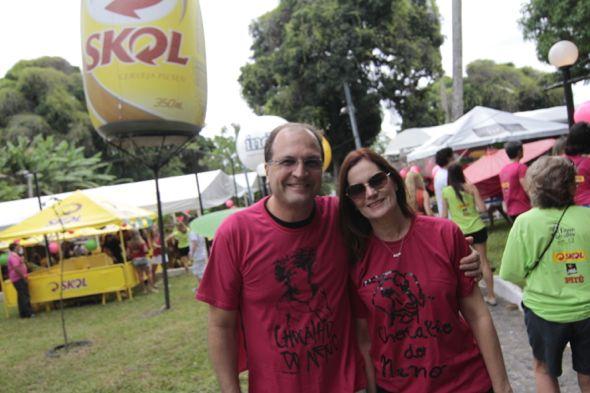 Licínio e Márcia Dias. Crédito: Gleyson Ramos / Divulgação